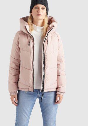 ESILA - Winter jacket - altrosa