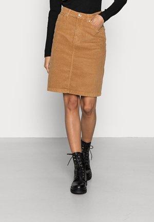 STRAIGHT SKIRT - Pencil skirt - countryside khaki