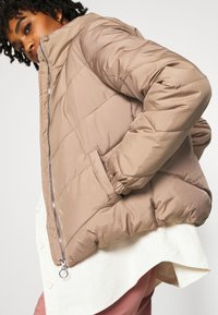 JDY - Winter jacket - burlwood - 3