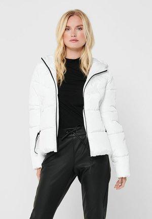 Winter jacket - bright white