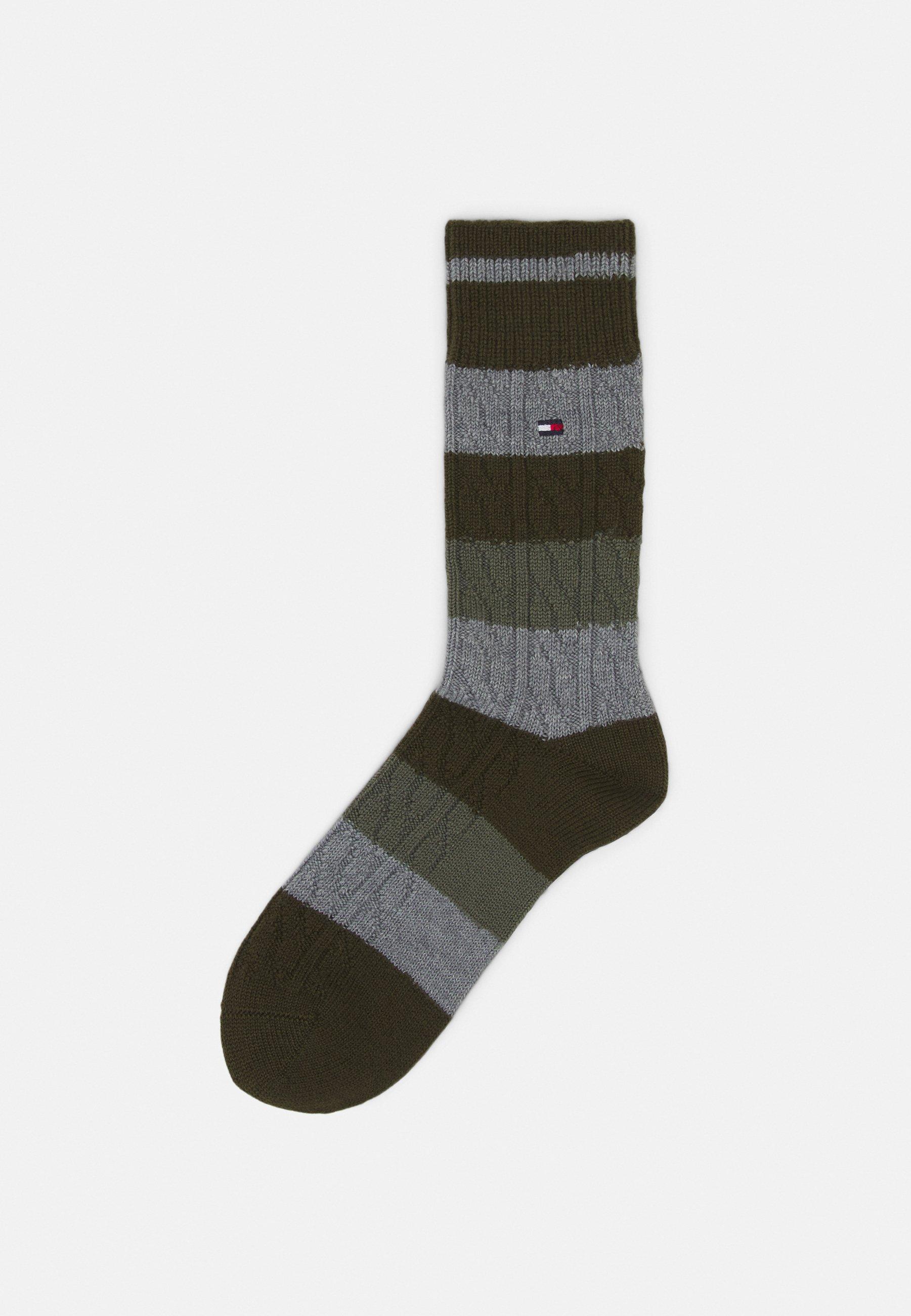 Men MEN SOCK CABLE  - Socks