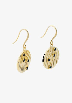 SOLVIE - Earrings - gold-coloured