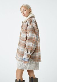 PULL&BEAR - Übergangsjacke - mottled brown - 3