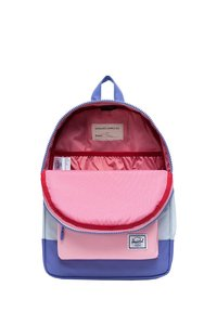 Herschel - School bag - ballad blue pastel crosshatch/candy pink/dusted peri - 3