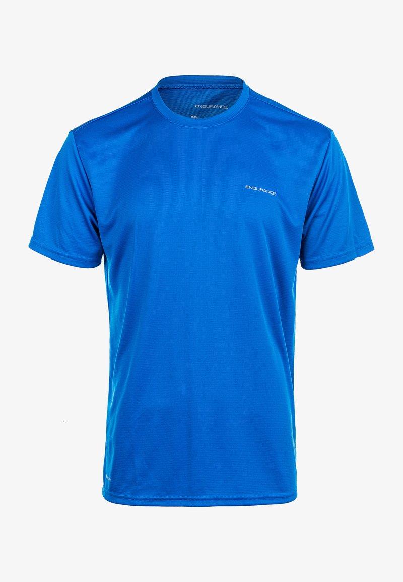 Endurance - VERNON  - Basic T-shirt - directoire blue
