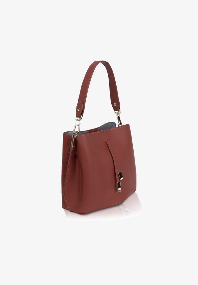 Handbag -  rust