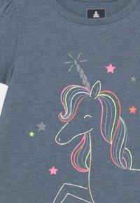 GAP - TODDLER GIRL  - Print T-shirt - blue - 2