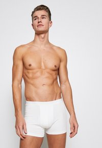Pier One - 7 PACK - Pants - white - 0