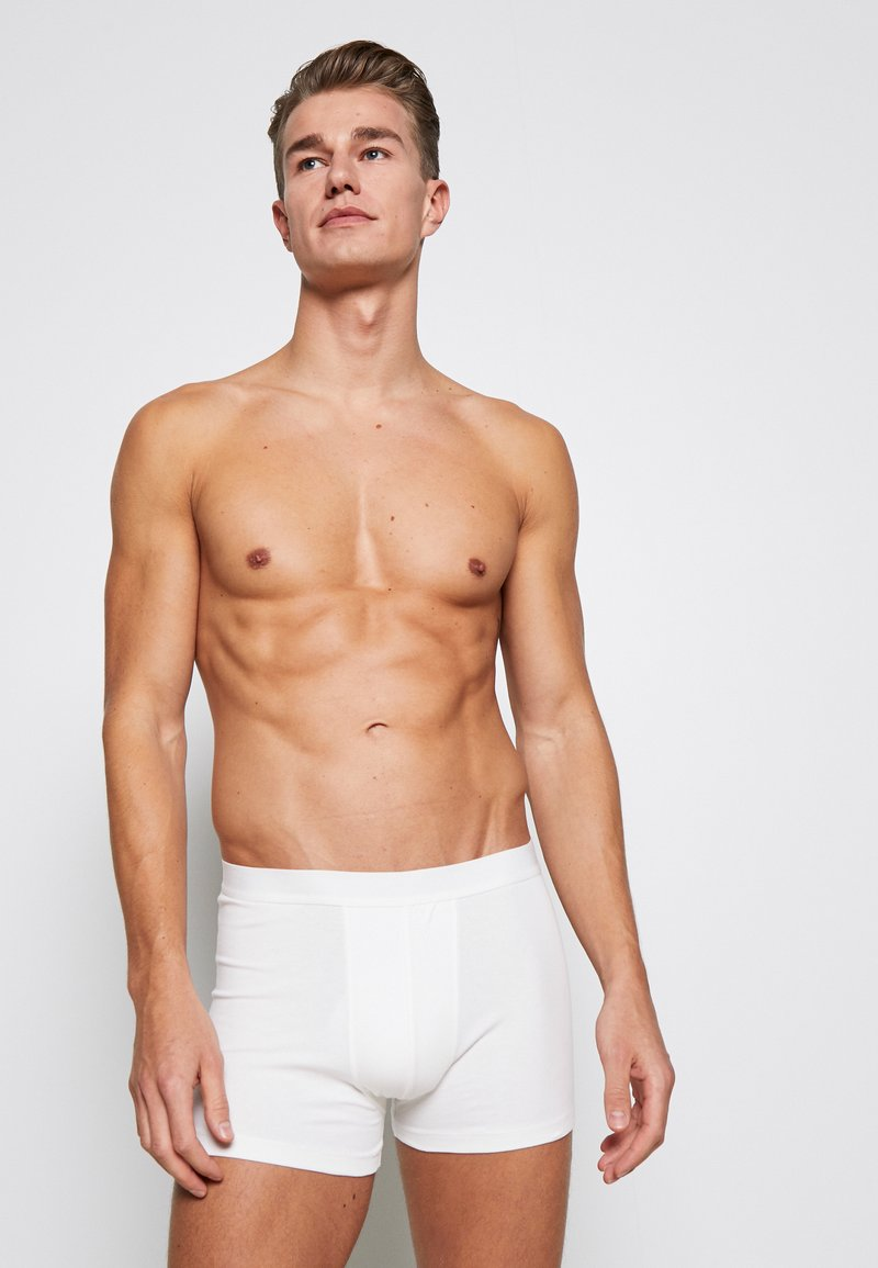 Pier One - 7 PACK - Pants - white