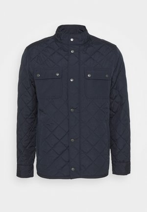 QUILTED JACKET - Chaqueta de entretiempo - new classic navy