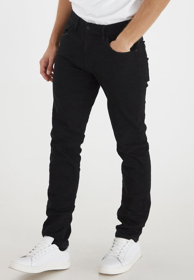 Slim fit jeans - denim black