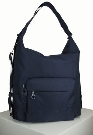 LUX - Handbag - dress blue