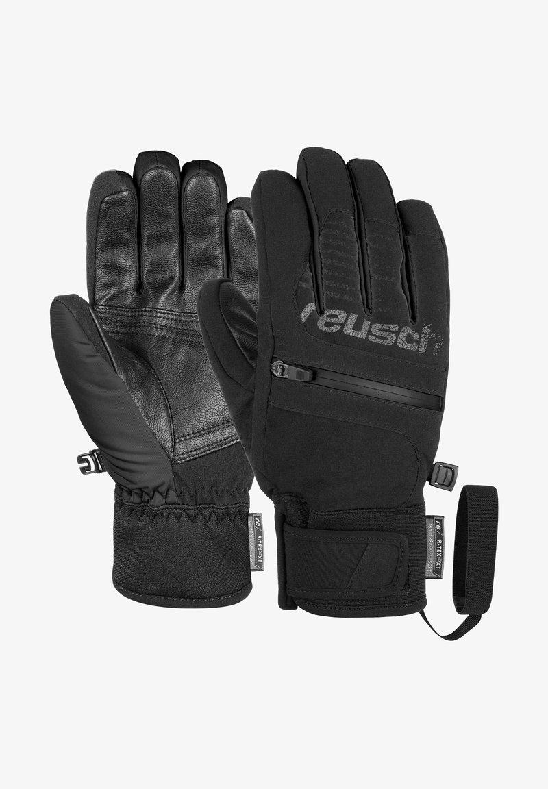 Reusch - Gloves - black/white