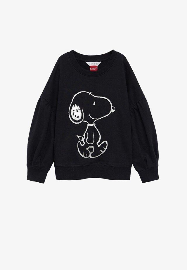 SNOOP - Sweater - schwarz