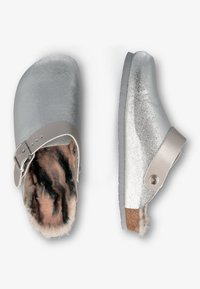 Genuins - Slippers - silber - 2