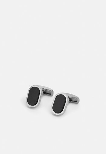 RIONE - Boutons de manchette - silver-coloured