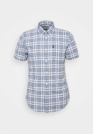 COUNTRY CHECK TAILORED - Skjorte - pigment blue
