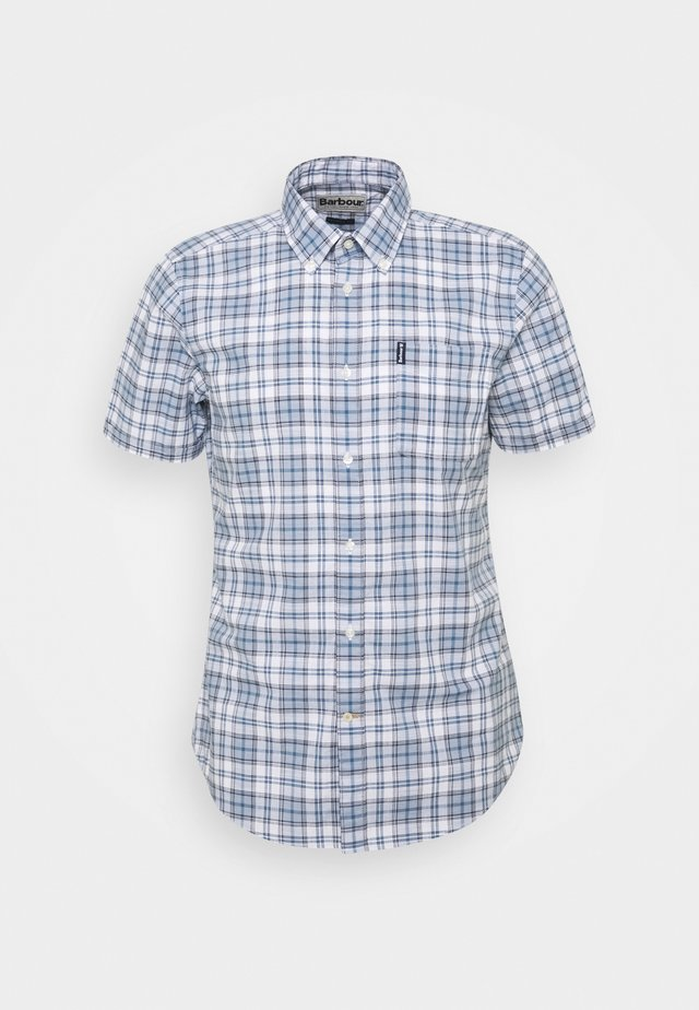 COUNTRY CHECK TAILORED - Overhemd - pigment blue