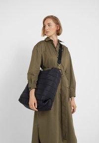 MAX&Co. - PILLOW - Tote bag - black - 1