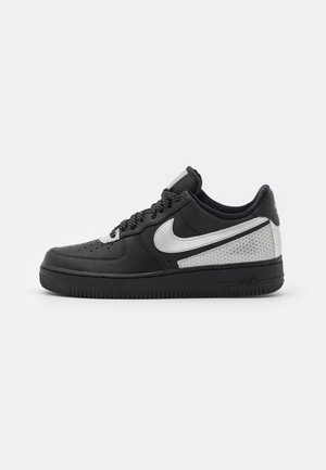 AIR FORCE 1 '07 LV8 3M UNISEX - Tenisky - black/metallic silver