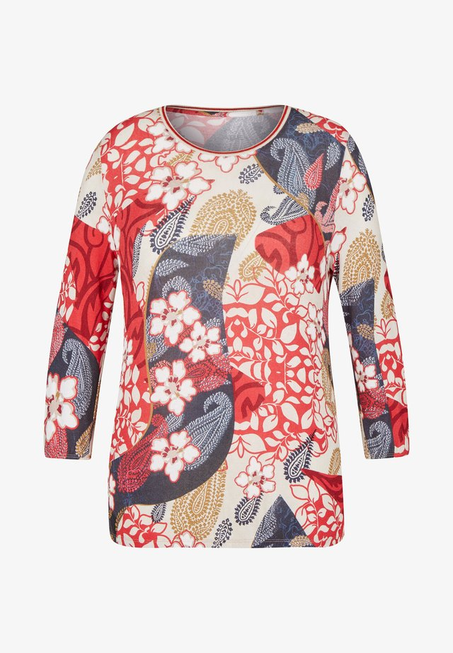 Long sleeved top - bisquit