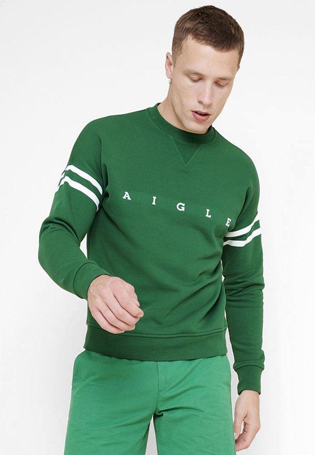 WANDRI - Sweatshirt - vert