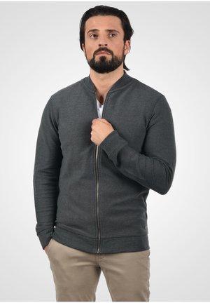 FRANK - Zip-up hoodie - charcoal