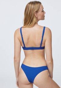 OYSHO - Bikiniunderdel - dark blue - 2