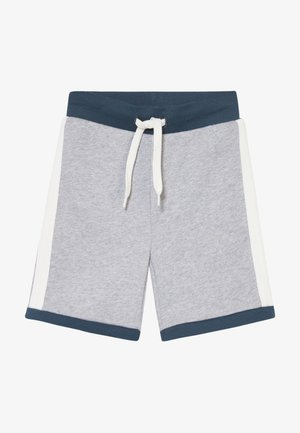 ZGREEN SKATE - Shorts - pale greymarl