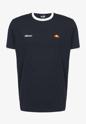 T SHIRT RING - T-shirt basique - navy
