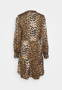 Selected Femme - SLFAURA  - Day dress - tigers eye - 1