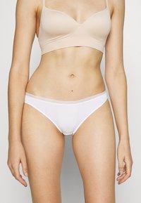 DORINA - ZANNA 3 PACK - Underbukse - white/beige/green - 3