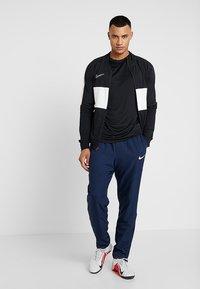 Nike Performance - DRY ACADEMY - Print T-shirt - black - 1