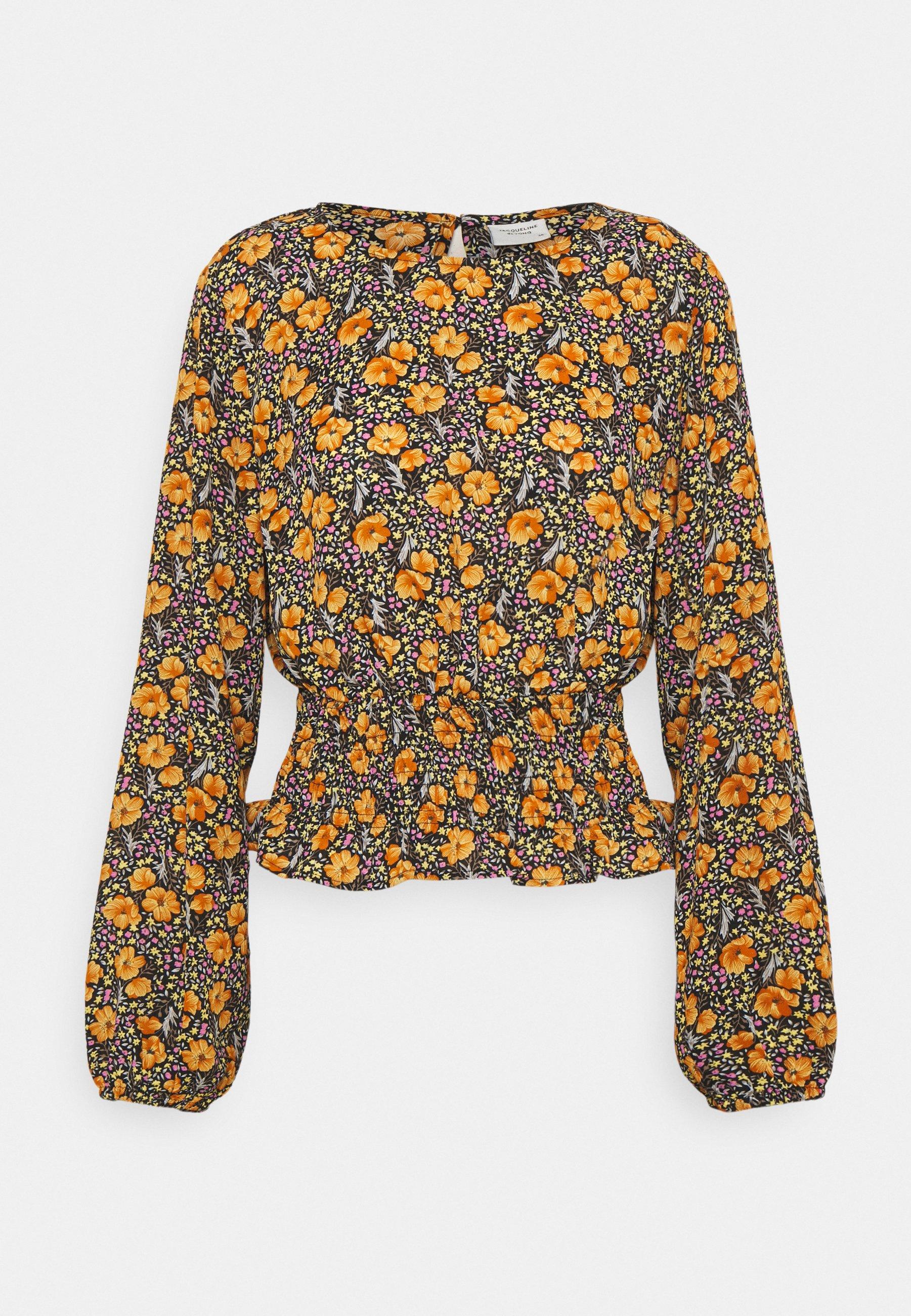 Women JDYDREW LIFE WAIST SMOCK - Long sleeved top
