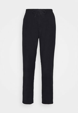 FAVE REGULAR TAPERED FIT - Trousers - midnight