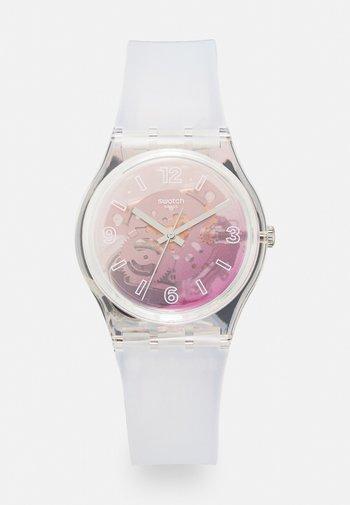 DISCO FEVER - Reloj - transparent