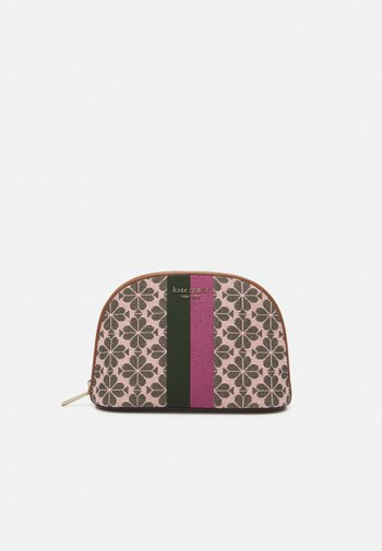 LARGE DOME COSMETIC - Wash bag - pink