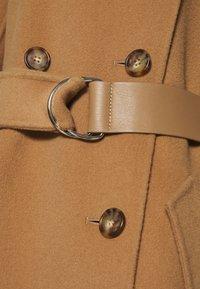 Sportmax Code - TENUE - Płaszcz wełniany /Płaszcz klasyczny - kamel - 2