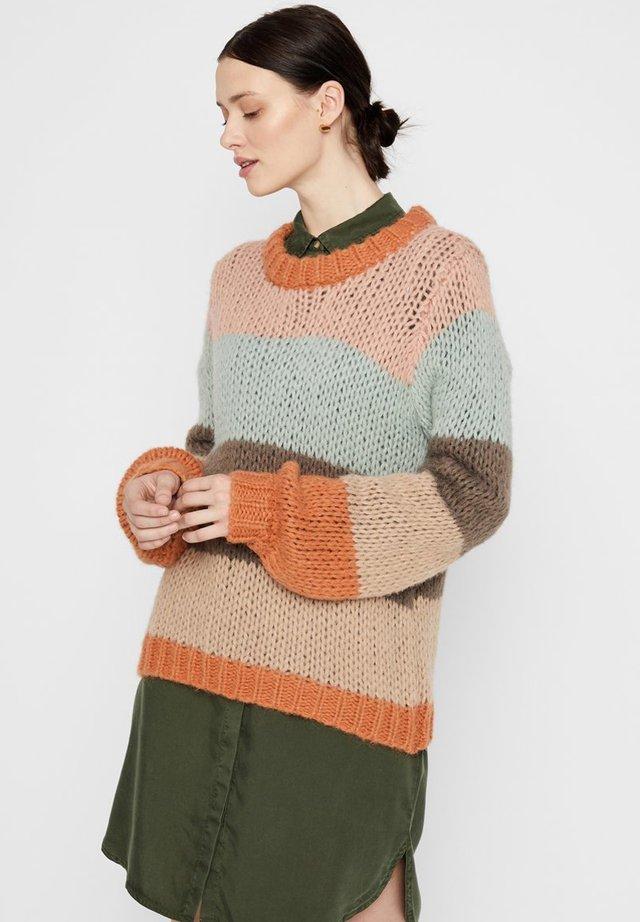 Sweter - sunburn