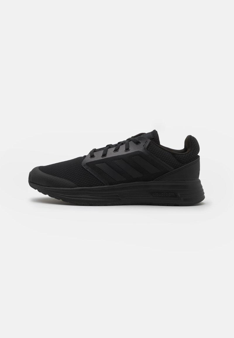 adidas Performance - GALAXY 5 CLASSIC CLOUDFOAM - Neutrální běžecké boty - core black