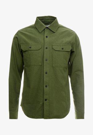 LONG SLEEVE MOLESKIN - Overhemd - green forest