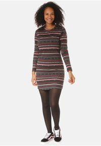 Lakeville Mountain - KLEID SANKARANI - Jerseyjurk - stripes,multicolor - 0