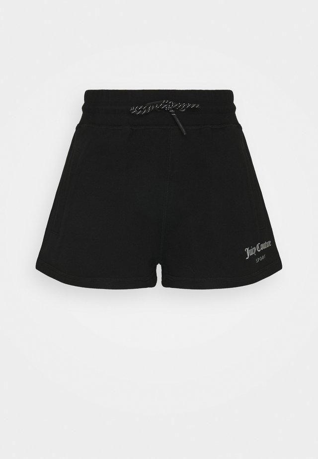 HEAVEN SHORT - Pantaloncini sportivi - black