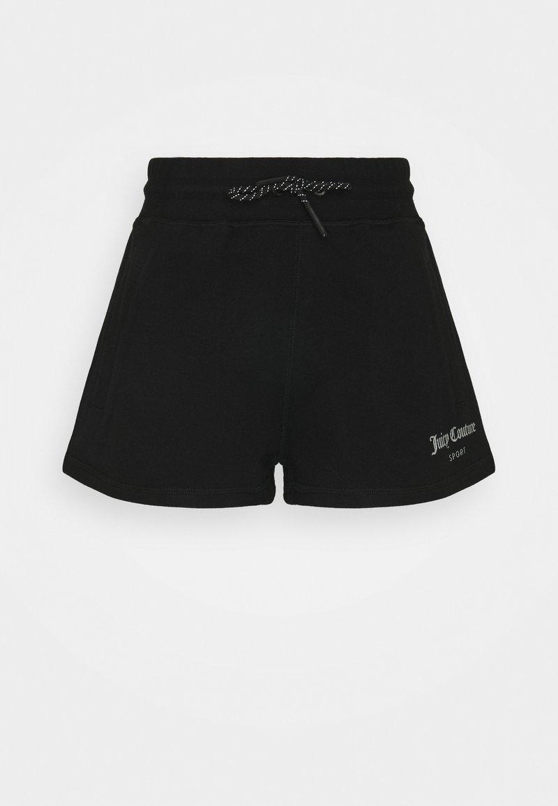Juicy Couture - HEAVEN SHORT - Short de sport - black