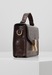 Object - OBJHILLI CROSSOVER - Handbag - chicory coffee - 4