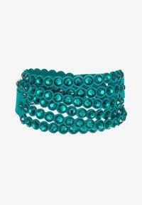 Swarovski - BRACELET SLAKE - Armbånd - emerald - 1