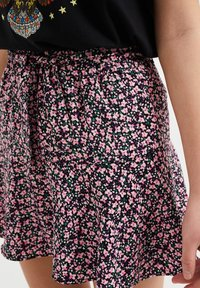 WE Fashion - SKORT - Mini skirt - multi-coloured - 2