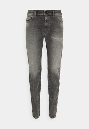 D-STRUKT-A - Vaqueros slim fit - grey denim