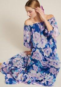 Luisa Spagnoli - Maxi dress - var pervinca - 3
