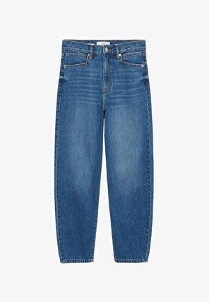 RACHEL - Džíny Straight Fit - donkerblauw